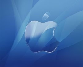 Papel de parede Apple Logo #2