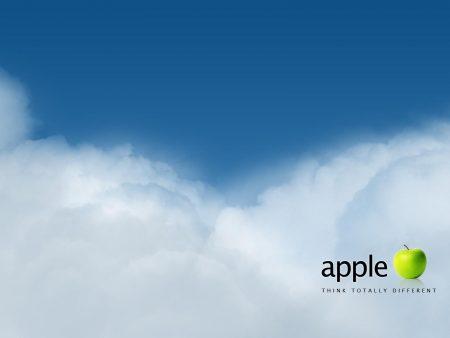 Papel de parede Apple Nuvens para download gratuito. Use no computador pc, mac, macbook, celular, smartphone, iPhone, onde quiser!