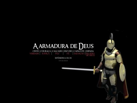 Papel de parede Armadura de Deus para download gratuito. Use no computador pc, mac, macbook, celular, smartphone, iPhone, onde quiser!