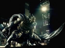 Papel de parede Armadura do Batman