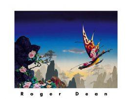 Papel de parede Arte de Roger Dean parece Avatar