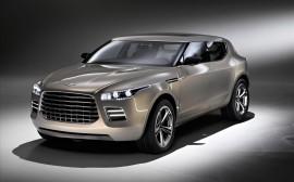 Papel de parede Carro Conceito: Aston Martin Lagonda