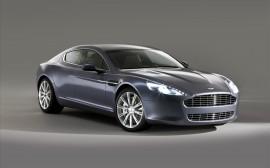 Papel de parede Aston Martin Rapide