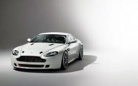 Papel de parede Aston Martin Vantage GT4