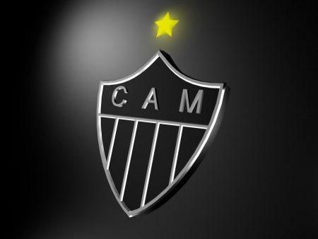 Papel de parede Atlético MG – Campeão Mineiro 2010 para download gratuito. Use no computador pc, mac, macbook, celular, smartphone, iPhone, onde quiser!