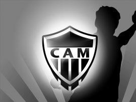 Papel de parede Atlético MG – Escudo