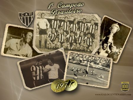 Papel de parede Atlético MG – Primeiro Campeão Brasileiro para download gratuito. Use no computador pc, mac, macbook, celular, smartphone, iPhone, onde quiser!