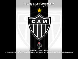 Papel de parede Atlético Mineiro – Galo Forte e Vingador