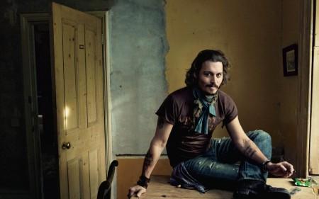 Papel de parede Ator Johnny Depp para download gratuito. Use no computador pc, mac, macbook, celular, smartphone, iPhone, onde quiser!