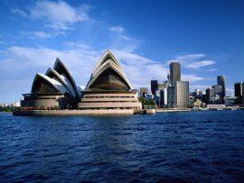 Papel de parede Austrália – Ópera