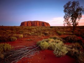 Papel de parede Austrália – Ayers Rock