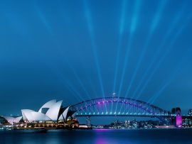 Papel de parede Austrália – Espetáculo