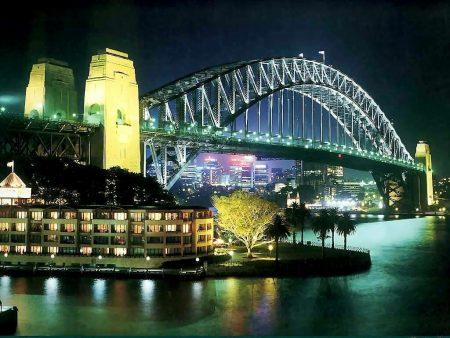 Papel de parede Austrália – Ponte Harbour para download gratuito. Use no computador pc, mac, macbook, celular, smartphone, iPhone, onde quiser!