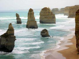 Papel de parede Austrália – Praia