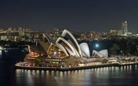 Papel de parede Austrália – Sidney