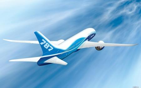 Papel de parede Avião 787 para download gratuito. Use no computador pc, mac, macbook, celular, smartphone, iPhone, onde quiser!