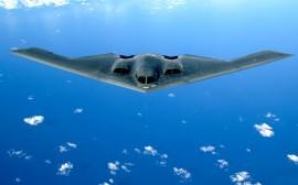 Papel de parede Bombardeiro B-2 Spirit