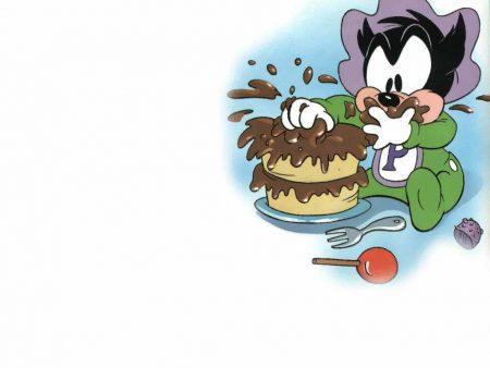 Papel de parede Bafo comendo bolo para download gratuito. Use no computador pc, mac, macbook, celular, smartphone, iPhone, onde quiser!