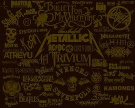Papel de parede Bandas de Rock [2]