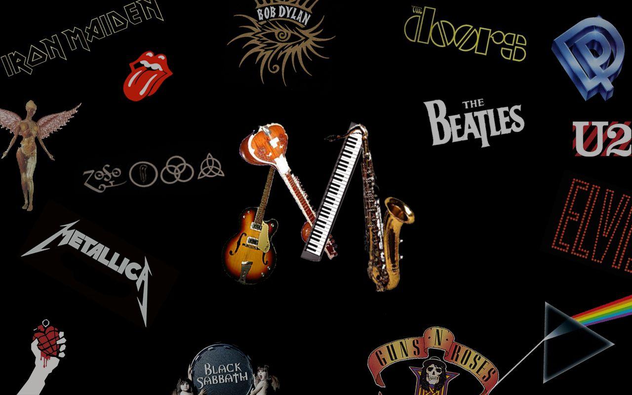 Papel de parede bandas de rock wallpaper para download no - Bandas protectoras de paredes ...