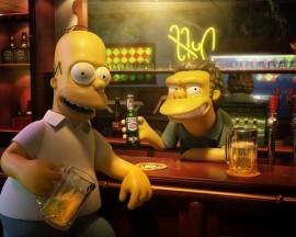 Papel de parede Bar do Moe