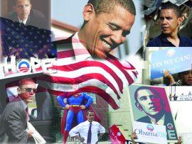 Papel de parede Barack Obama