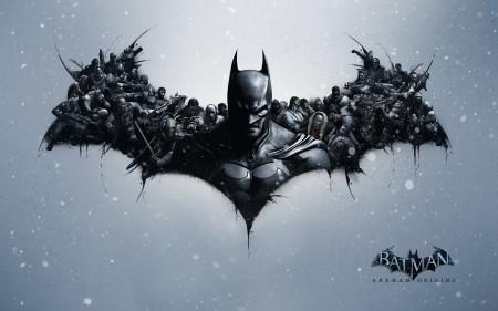Papel de parede Batman Arkham Origins – Widescreen para download gratuito. Use no computador pc, mac, macbook, celular, smartphone, iPhone, onde quiser!