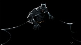 Papel de parede Batman Realista