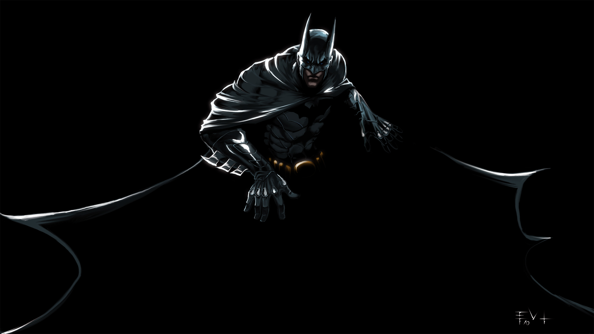 Papel De Parede Batman Realista Wallpaper Para Download No Celular