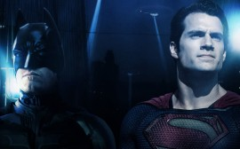 Papel de parede Batman e Superman