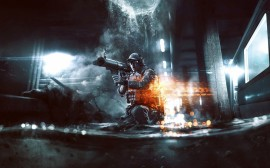 Papel de parede Battlefield 4 Second Assault