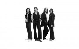 Papel de parede Beatles com Fundo Branco