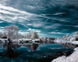 Papel de parede Lindo Inverno