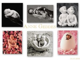 Papel de parede Bebês – Anne Geddes