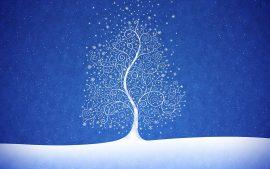 Papel de parede Bela Árvore