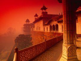 Papel de parede Bela Índia