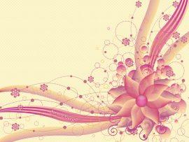 Papel de parede Bela Flor