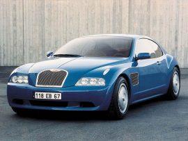 Papel de parede Belo Bugatti