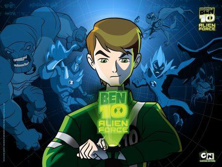 Papel de parede Ben 10 – Alien Force para download gratuito. Use no computador pc, mac, macbook, celular, smartphone, iPhone, onde quiser!