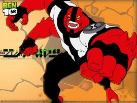 Papel de parede Ben 10 – Monstro