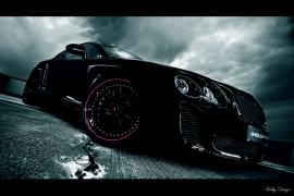 Papel de parede Bentley Continental GT