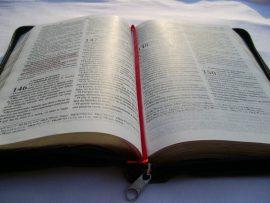 Papel de parede Bíblia Aberta