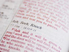 Papel de parede Bíblia