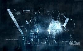 Papel de parede Filme: Os gigantes de aço