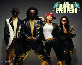 Papel de parede Black Eyed Peas