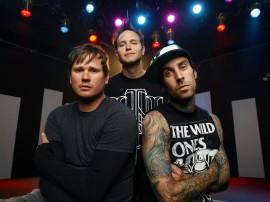 Papel de parede Blink 182