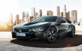 Papel de parede BMW I8