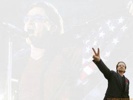 Papel de parede Bono Vox #2