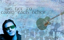 Papel de parede Bono: Compositor