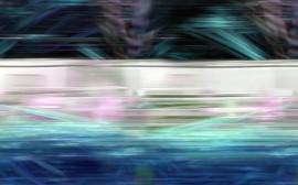 Papel de parede Borrões Coloridos